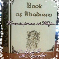 Libro delle ombre Dea celtica