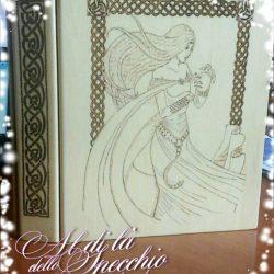 Libro delle Ombre divinatrice