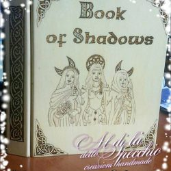 Libro delle Ombre tre aspetti della Dea