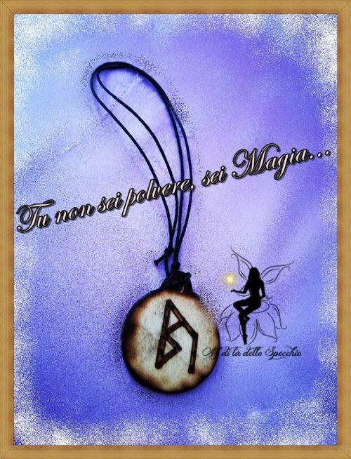 Talismano runico per la Donna