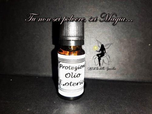 olio esoterico di protezione