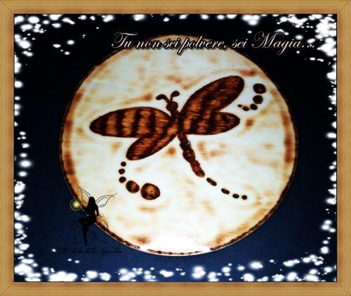 totem della libellula