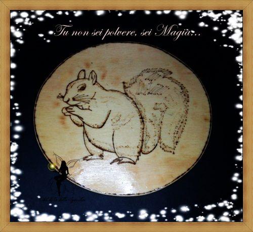 totem dello scoiattolo