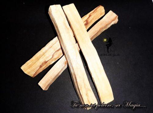 legnetti di palo santo